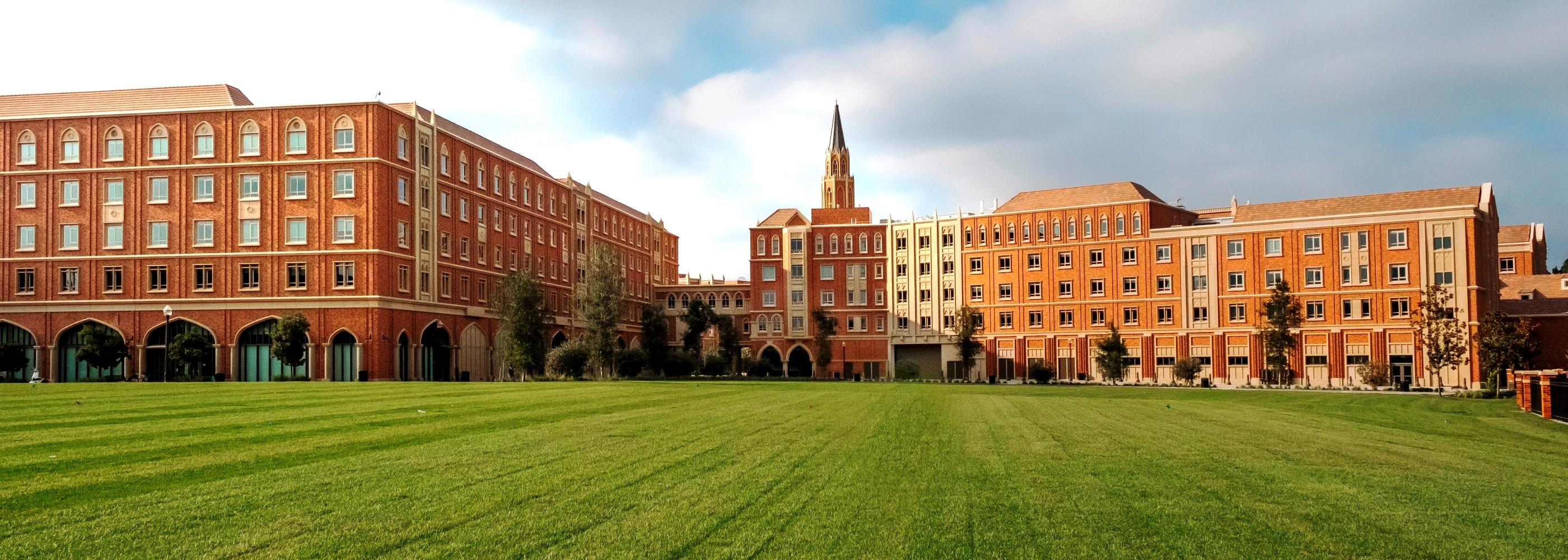 Usc Columbia Campus Tour