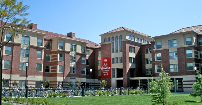 Parkside Arts Amp Humanities Residential College Usc Housing