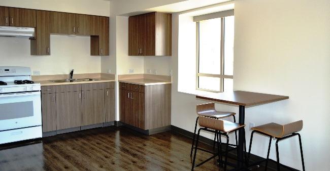 Nemirovsky and Bohnett Residential College – Usc Village Housing Floor Plans