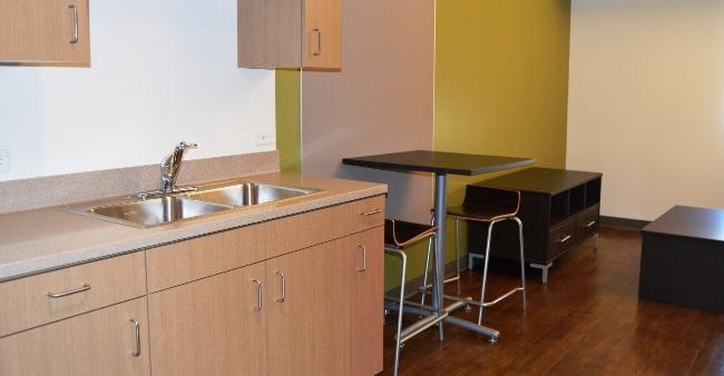 UV 6 1 bedroom 2 People Kitchen 07x1