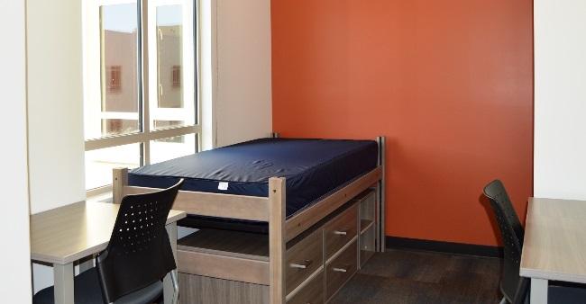 UVN 2 bedrooms 4 People BdRm 21x1